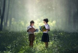 insegnare bambini leggere